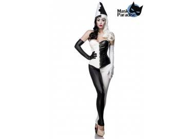 Carnevale Donna - Classic Harlequin - Mask Paradise