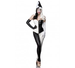 Sexy Shop Online I Trasgressivi - Costume Sexy Per Carnevale - Classic Harlequin - Mask Paradise