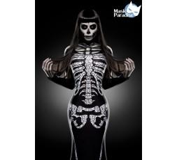 Sexy Shop Online I Trasgressivi - Costume Sexy Per Carnevale - Skeleton Lady - Mask Paradise