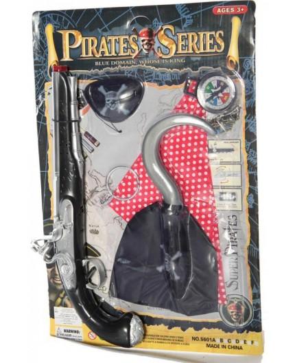 Sexy Shop Online I Trasgressivi - Accessorio Per Carnevale - Set da Pirata
