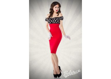 Abito Sexy - Vintage Pencil Dress - Belsira