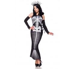 Sexy Shop Online I Trasgressivi - Costume Sexy Per Carnevale - Special Item Skeleton Mermaid