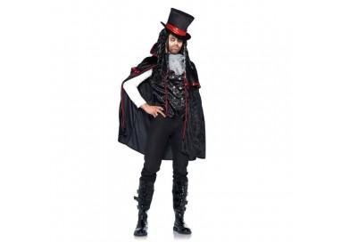 Il consiglio del giorno: Carnevale Uomo - Costume da Vampiro Sexy - Leg Avenue