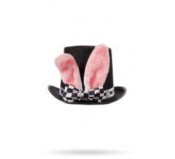 Sexy Shop Online I Trasgressivi - Accessorio Per Carnevale Unisex - Cappello con Orecchie da Coniglio