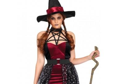 Carnevale Donna - Costume Da Strega Celestial Witch - Leg Avenue