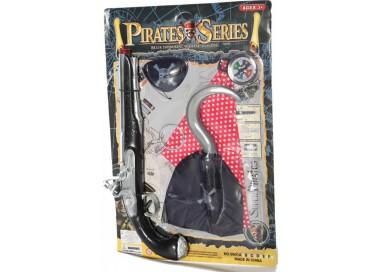 Accessorio Per Carnevale Unisex - Set da Pirata