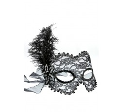 Sexy Shop Online I Trasgressivi - Accessorio Per Carnevale - Maschera GP Venetian Eye Mask - Guilty Pleasure