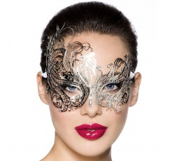 Sexy Shop Online I Trasgressivi - Accessorio Per Carnevale - Maschera Veneziana Metallica - Fifty Shades Of Grey