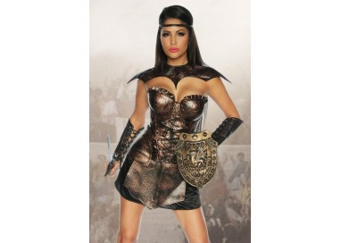 Carnevale Donna - Gladiator Costume