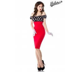 Sexy Shop Online I Trasgressivi - Carnevale Donna - Costume da Vintage Pencil Dress - Belsira