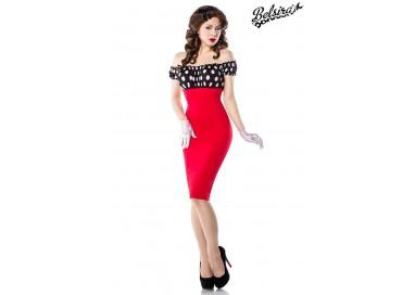Carnevale Donna - Costume da Vintage Pencil Dress - Belsira