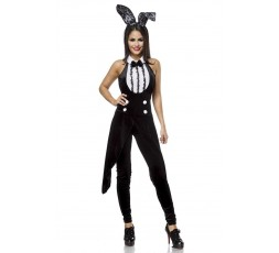 Sexy Shop Online I Trasgressivi - Carnevale Coppia - Costume Da Coniglietta & Da Maggiordomo Sexy