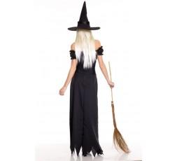 Sexy Shop Online I Trasgressivi - Carnevale Donna - Costume Da Mistress of Darkness - Music Legs