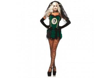 Carnevale Donna - Costume da Frankenstein - Leg Avenue