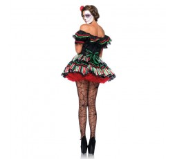 Sexy Shop Online I Trasgressivi - Carnevale Donna - Day Of The Dead Doll - Leg Avenue