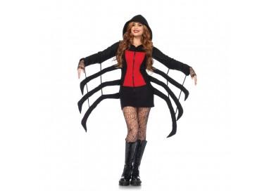 Carnevale Donna - Costume Da Ragno - Leg Avenue