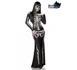 Sexy Shop Online I Trasgressivi - Halloween Donna - Costume da Skeleton Lady - Mask Paradise