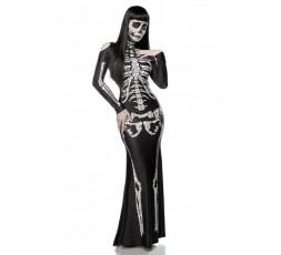 Sexy Shop Online I Trasgressivi - Halloween Donna - Costume da Skeleton Lady - Mask Paradise