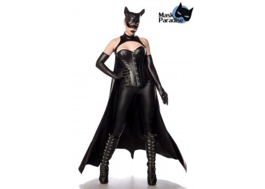 Halloween Donna - Costume da Bat Girl - Mask Paradise