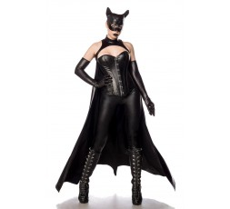 Sexy Shop Online I Trasgressivi - Halloween Donna - Costume da Bat Girl - Mask Paradise