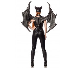 Sexy Shop Online I Trasgressivi - Halloween Donna - Costume da Bat Girl Fighter - Mask Paradise