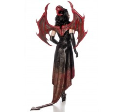 Sexy Shop Online I Trasgressivi - Halloween Donna - Costume da Dragon Lady - Mask Paradise