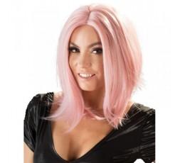 Sexy Shop Online I Trasgressivi - Unisex Parrucca - Wig, Bob, Pink - Orion