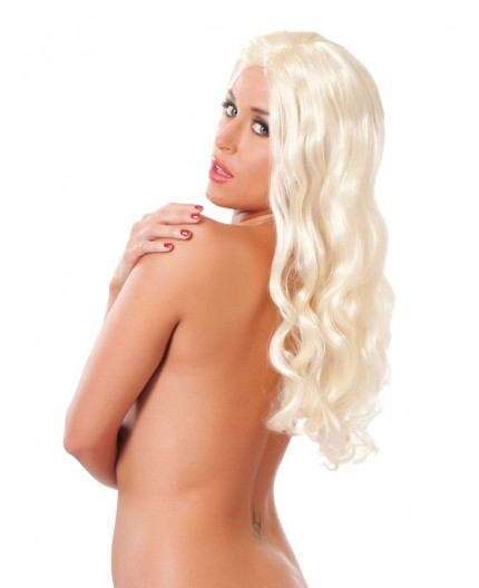 Sexy Shop Online I Trasgressivi - Parrucca Unisex - Wig Long Hair Restyle Able And Fire Retardant - Rimba