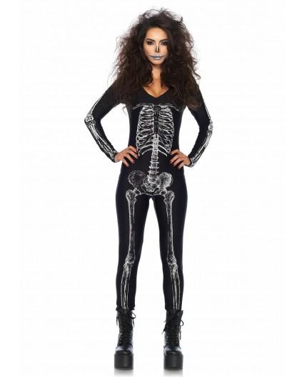 Sexy Shop Online I Trasgressivi - Halloween Donna - Costume da Scheletro - Leg Avenue