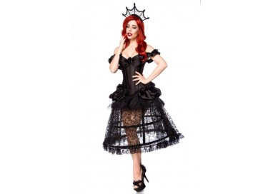 Carnevale Donna - Costume da Gothic Queen - Mask Paradise