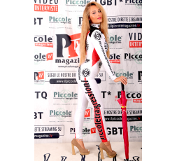 Sexy Shop Online I Trasgressivi - Carnevale Donna - Tutina da Ombrellina Piccole Trasgressioni