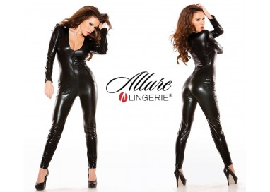 Carnevale Donna - Sexy Kitten Catsuit - Allure Lingerie
