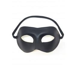 Sexy Shop Online I Trasgressivi - Accessorio Per Carnevale Unisex - Maschera Nera Adjustable Mask - Dorcel