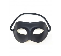 Sexy Shop Online I Trasgressivi - Accessorio Per Halloween Unisex - Maschera Nera Adjustable Mask - Dorcel