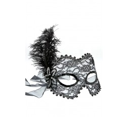 Sexy Shop Online I Trasgressivi - Accessorio Per Carnevale Unisex - Maschera GP Venetian Eye Mask - Guilty Pleasure