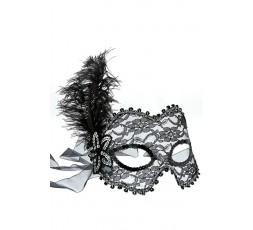 Sexy Shop Online I Trasgressivi - Accessorio Per Carnevale Unisex - Maschera GP Venetian Eye Mask - Guilty Pleasure