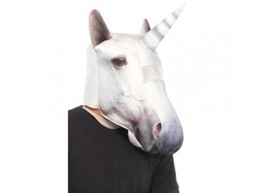 Accessorio Per Carnevale Unisex - Maschera Da Unicorno Foam Unicorn Mask - Leg Avenue