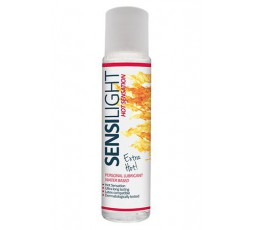 Gel Lubrificante Intimo Hot Sensation 60 ml