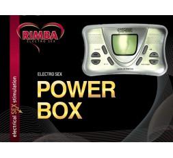 Electro Power Box Digital Sex - Rimba