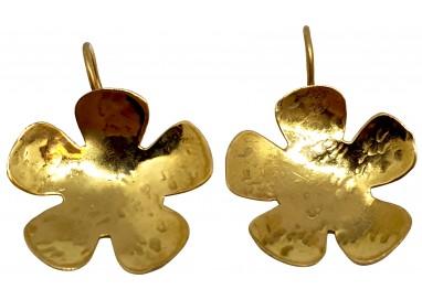 Bigiotteria Uomo - Orecchino Fiore