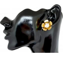 Sexy Shop Online I Trasgressivi - Bigiotteria Donna - Orecchino Fiore con Diamante