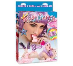 Sexy Shop Online I Trasgressivi - Bambola Gonfiabile - Katy Pervy Love Doll Skin - Pipedream