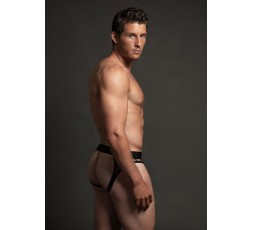 Sexy Shop Online I Trasgressivi - Intimo Uomo - Star Open Back Brief Black - Allure