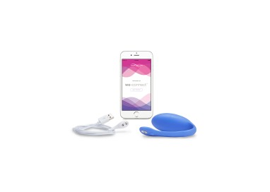 Sex Toy Con App - We Vibe Jive Blue - We Vibe