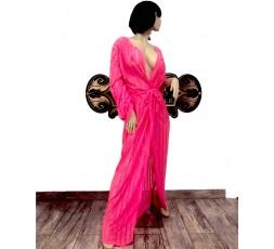 Sexy Shop Online I Trasgressivi - Costume Mare Donna - Vestaglia Rosa - Ivete Pessoa