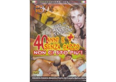 Dvd Amatoriale - 40 Anni E Senza Cazzo  - Produzione Italiana