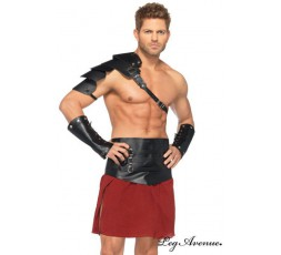 Sexy Shop Online I Trasgressivi - Carnevale Uomo - Costume da Gladiatore - Leg Avenue