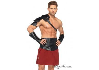 Carnevale Uomo - Costume da Gladiatore - Leg Avenue