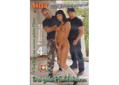 Dvd Amatoriale - Die Geile Pfadifiihrerin - Hot Moment
