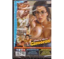Sexy Shop Online I Trasgressivi - Dvd Amatoriale - Come Ti Chiaavo Cameron - Cento X Cento